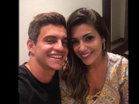 """Manoel e Vivian foi um dos casais que marcaram essa edição do """"Big Brother Brasil"""""""