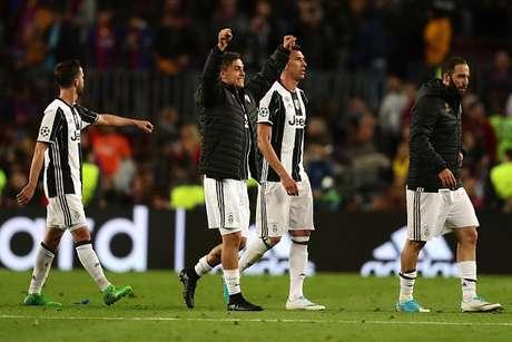 Atlético-Real Madrid, y Juve-Mónaco, las semifinales de la Champions