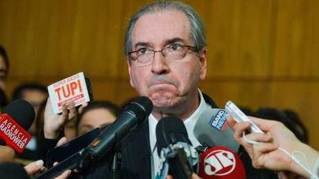 Da prisão, o ex-presidente da Câmara mandou recado dizendo que tem material para 'explodir' o mundo empresarial