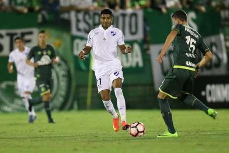 El Chapecoense y el Nacional igualan 1-1 en el Arena Condá