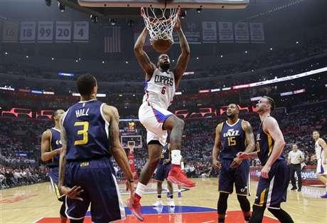 Los Clippers empataron la serie ante el Utah Jazz