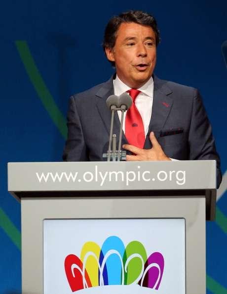El ex presidente de la Comunidad de Madrid Ignacio González