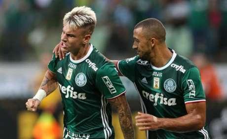 Os gols no fim: Palmeiras 4 x 1 Ferroviária - Róger Guedes, aos 40' do segundo tempo