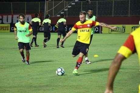 Willian Farias mostra confiança para partida decisiva (Divulgação)