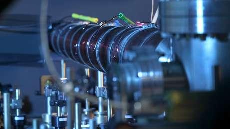 Pesquisadores esfriaram átomos de rubídio