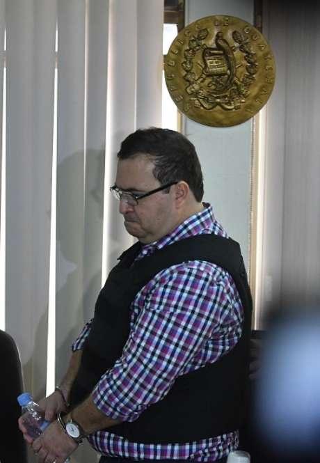 Javier Duarte, ex gobernador de Veracruz