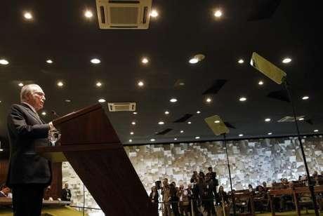 Temer ressaltou a importância dos diplomatas que irão mostrar no exterior que o Brasil é um país de oportunidades