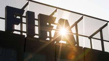 Fifa anunciou o banimento de Eduardo Li nesta sexta-feira (Foto: Divulgação)