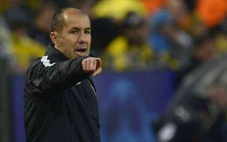 Leonardo Jardim elogiou a equipe da Juventus (Foto: Sascha Schuermann / AFP)