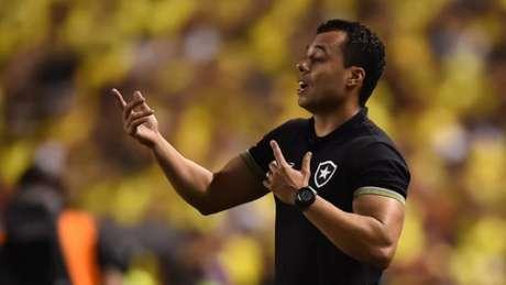 Gloriosos - sob a batuta de Jair Ventura - obteve sete pontas no primeiro turno do grupo A da Liberta (Foto: AFP)