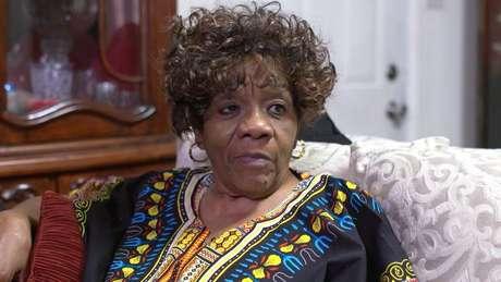Stella, mãe do preso executado, sustenta que ele era inocente