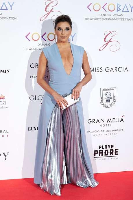 Eva Longoria ha tenido que desmentir muchas veces rumores de embarazo.