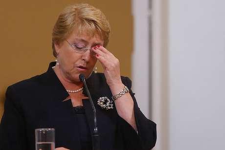 Presidenta Bachelet se reúne con Nabila Rifo