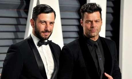 União de Ricky Martin e Jwan Yosef será oficializada em festa que vai durar três dias