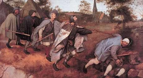 A parábola dos cegos (Brueghel)