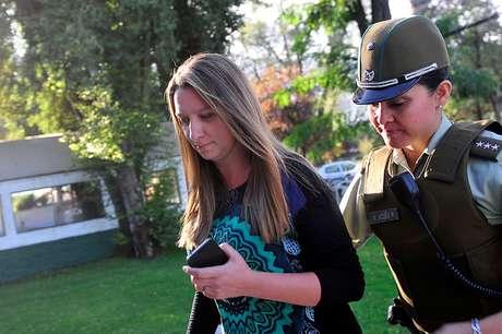 Natalia Compagnon declara ante la fiscalía por nueva arista del caso — Caval