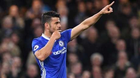 Chelsea x Southampton - Diego Costa