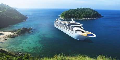 A bordo de un crucero se pueden conocer distintos lugares en un solo viaje.