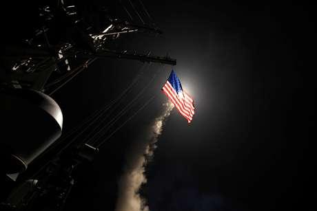 Estados Unidos lanzó un misil desde California hacia el Pacífico