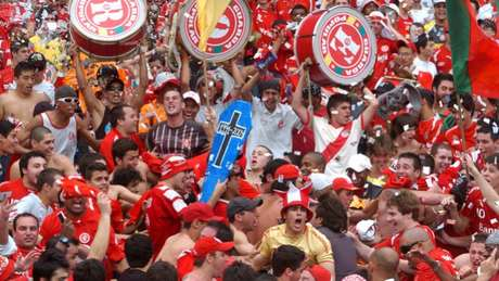 Torcida do Internacional já adquiriu 18 mil ingressos para primeiro jogo da final do Gauchão (Foto: Ricardo Rimoli)