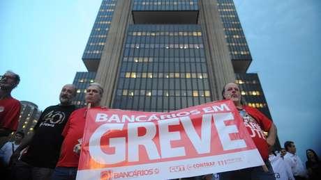 A greve foi convocada para fazer oposição às reformas Trabalhista e da Previdência