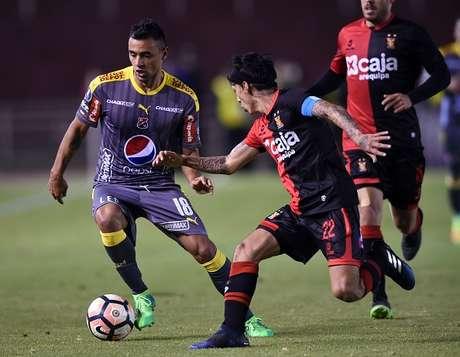 El Medellín logró derrotar 1-2 al Melgar