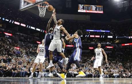 Playoffs NBA: Sexto juego Spurs vs Grizzlies