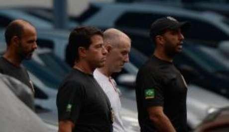 O empresário Eike Batista foi preso no final de janeiro na Operação Eficiência