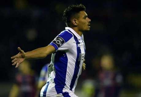 Tiquinho Soarez chegou a 19 gols no Campeonato Português (Foto: Miguel Riopa / AFP)