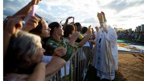 No Brasil há, em média, um padre para cada 5,5 mil fieis católicos; 'Sobra trabalho e falta tempo', diz diretor de casa de repouso para religiosos