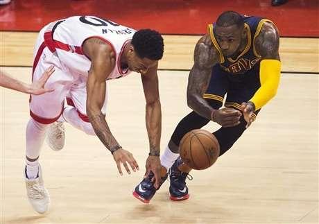 NBA en vivo: Raptors vs Cavaliers