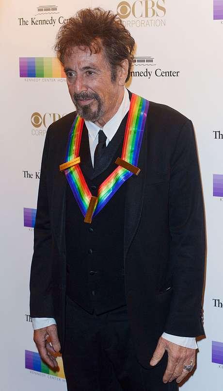 Al Pacino en la actualidad.
