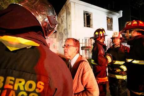Incendio en hogar de ancianos en Providencia deja dos personas fallecidas