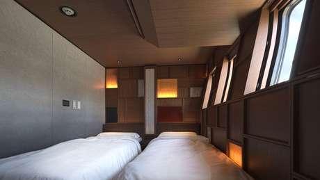 Os vagões-dormitórios também prezam pelo requinte. As viagens podem incluir um ou três pernoites