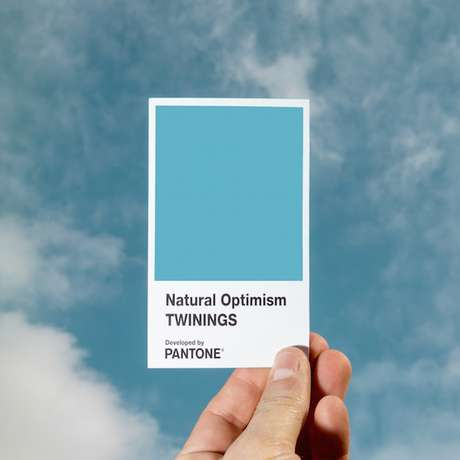 Nova cor da Pantone quer celebrar o otimismo