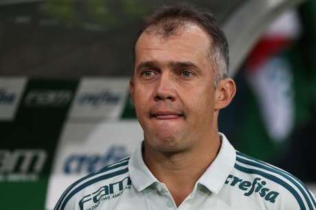 Eduardo Baptista, ex-técnico do Palmeiras
