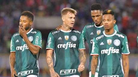 Jorge Wilstermann 2 x 3 Palmeiras
