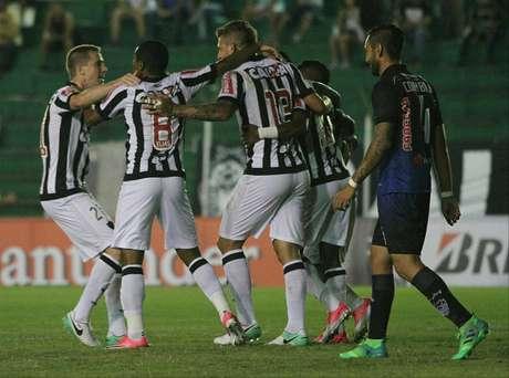 Atlético Mineiro goleó 1-5 al Sport Boys