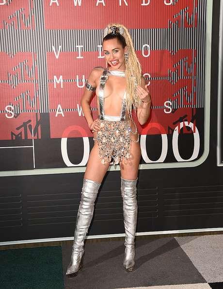 La Miley Cyrus que quedó en el pasado.
