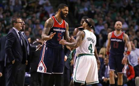 NBA Playoffs: Boston Celtics vs Washington Wizards