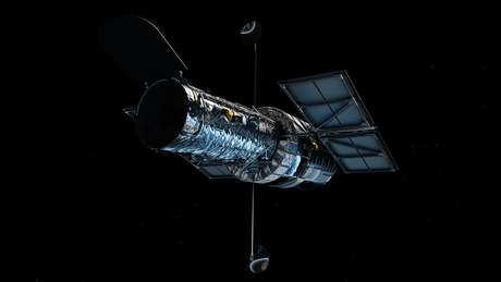 O telescópio Hubble, da NASA, fez missão para observar aglomerado de galáxias