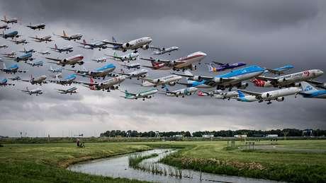 Aeroporto de Amsterdã