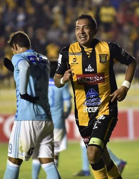 The Strongest saca las garras y golea 5-1 a Sporting Cristal