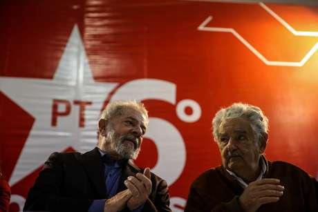 Lula e Mujica