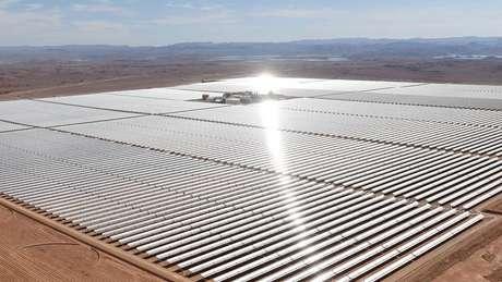 Enorme complexo fica ao pé da cordilheira do Atlas, a 10 km de Ouarzazate