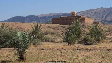 Com cerca de 330 dias de sol ao ano, a região de Ouarzazate é um local ideal para a usina solar