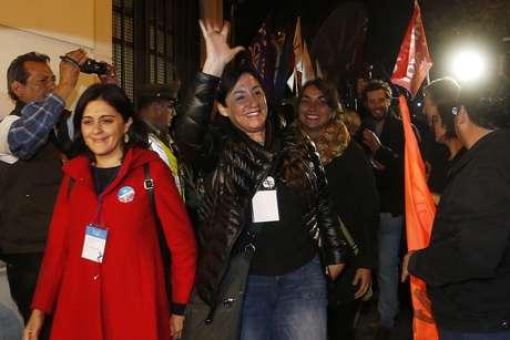 Alejandro Guillier proclamado candidato a presidencia de Chile por comunistas