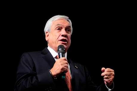 Piñera declara patrimonio cercano a los 600 millones de dólares