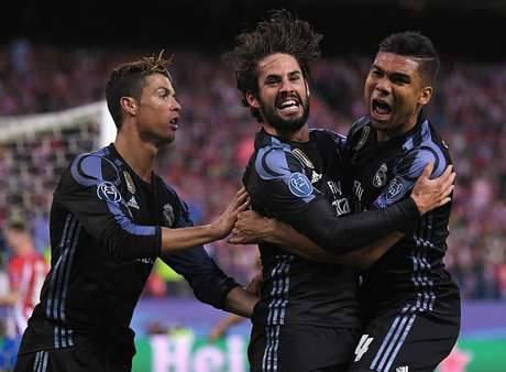 Real Madrid llega a tercera Final de Champions en 4 años