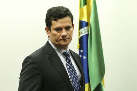 O juiz federal Sérgio Moro, da 13ª Vara Federal de Curitiba